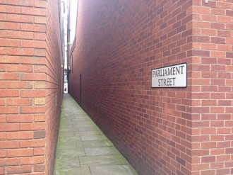 Những con phố hẹp trên thế giới