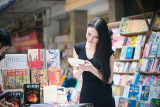 Phố sách nổi tiếng nhất Hà Nội