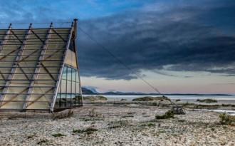Phòng tắm hơi lớn nhất thế giới mở cửa ở Na Uy