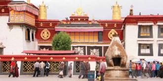 Tây Tạng, mùa Hè nơi đỉnh cao