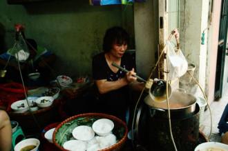 Bún ốc Hàng Chai - đậm đà hương vị gia truyền