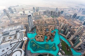 Dubai – 'Thiên đường trần gian' hãy thử đến một lần trong đời