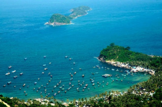 Kinh nghiệm du lịch bụi ở đảo Nam Du, Kiên Giang