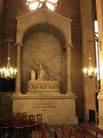 Lăng mộ người phụ nữ nắm giữ trái tim hoàng đế Pháp