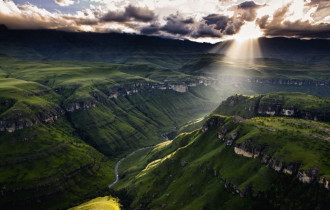 Nam Phi, một phần lục địa đen bí ẩn