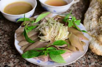 Những món ngon từ dê núi Nga Sơn