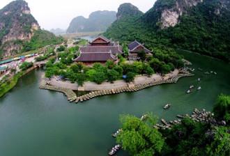 Những nơi tuyệt đẹp để nghỉ lễ 2/9 ở Ninh Bình
