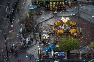 Sau vụ nổ bom Bangkok, du lịch Thái gặp khó khăn