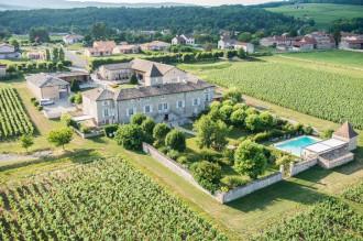 Say nồng rượu vang và cảnh sắc Burgundy