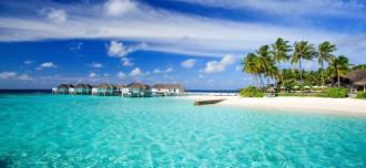 6 bãi biển cận xích đạo đẹp như thiên đường và rất gần Việt Nam