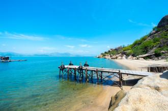 Đảo Robinson, Maldives 'phiên bản Việt' giữa vịnh Cam Ranh