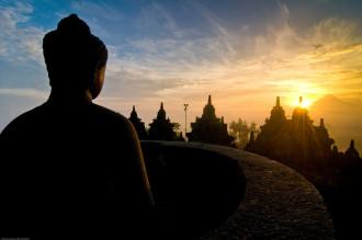 Đền ngàn Phật Borobudur, kỳ vĩ và bí ẩn