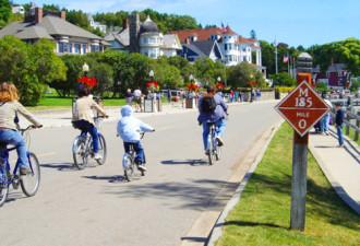 Đường cao tốc chỉ dành cho xe đạp, xe ngựa ở Mỹ