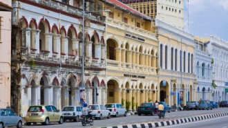 George Town, trái tim của Penang, Malaysia