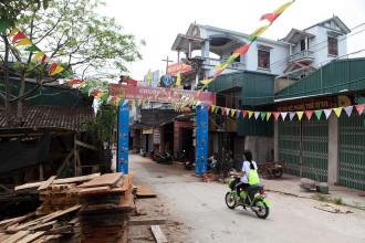 Nghề khảm trai ở làng Chuôn Ngọ