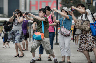 13 khách Trung Quốc biến mất khi đang tham quan Hàn Quốc