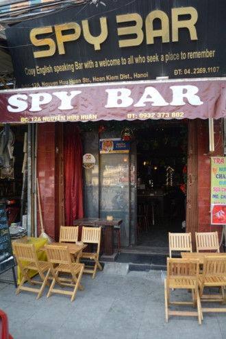 5. Spy Bar