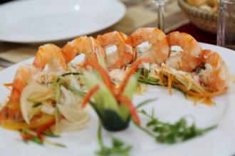 Ảnh hội thi ẩm thực du lịch Quảng Bình