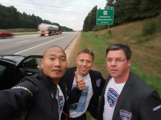 Ba du khách 'quá nhanh, quá nguy hiểm' ở Mỹ