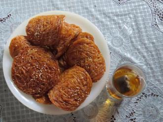 Bánh rế - món ăn lót dạ trên đường đi Phan Thiết