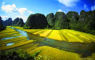 Cảnh đẹp Việt sẽ xuất hiện trên giờ vàng truyền hình Anh