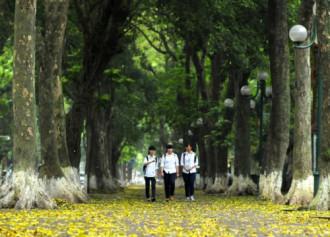 Hà Nội - một trong những điểm đến hấp dẫn nhất tháng 10