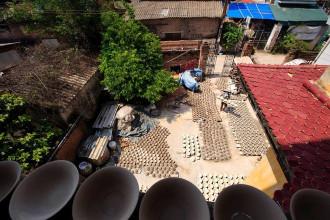 Kim Lan - làng gốm nghìn năm tuổi bên sông Hồng