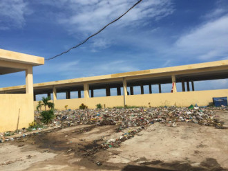 Mở tour du lịch nhặt rác ở Lý Sơn