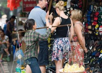 Nạn cướp giật ở Sài Gòn khiến du khách e ngại