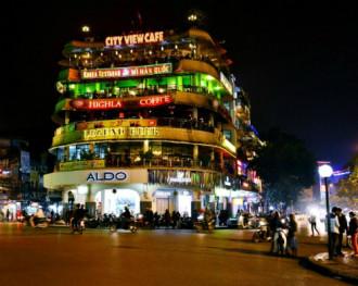 Những quán có không gian để ngắm vẻ đẹp Hà Nội