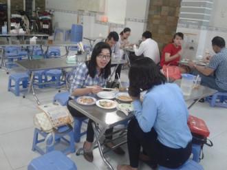 Quán bánh bèo nước cốt dừa 15 năm ở Cần Thơ