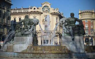 Turin - thành phố của thiên thần và ác quỷ