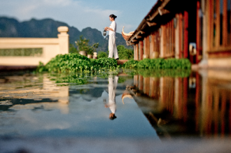 Yoga kết hợp du lịch nghỉ dưỡng 5 sao