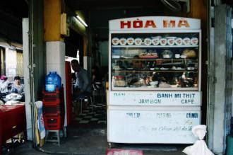 Bánh mì Hòa Mã 50 năm ở Sài Gòn