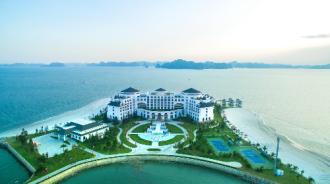 Khu nghỉ dưỡng 5 sao tráng lệ ở Hạ Long