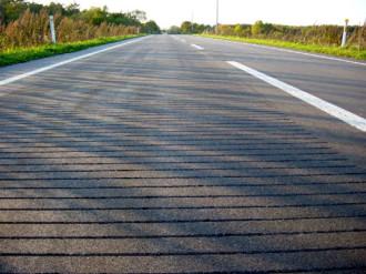 """Những con đường """"biết hát"""" dưới bánh xe"""