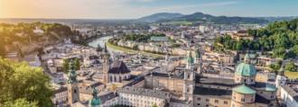 Salzburg, thiên đường ngủ yên của nước Áo