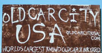 'Triển lãm đồng nát' ẩn mình trong rừng rậm ở Mỹ