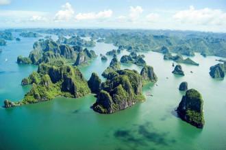Video về vịnh Hạ Long đẹp đến ngạt thở trên báo Mỹ