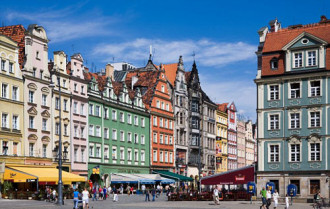 Wroclaw - thành phố vươn lên từ đống hoang tàn ở Ba Lan