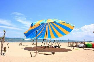 Cắm trại biển, mô hình đang phất lên ở Bình Thuận