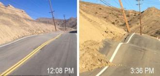 Con đường trưa bằng phẳng, chiều gập ghềnh ở California