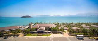 Đón Giáng sinh và năm mới tại Amiana Resort Nha Trang