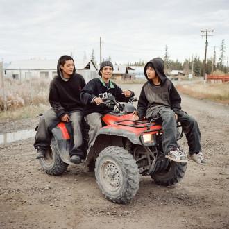 Những người dân sống ở vòng Bắc Cực