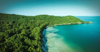 Vẻ đẹp Bãi Khem ở đảo Phú Quốc
