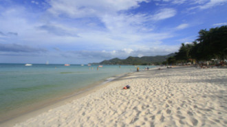 Du khách mất mạng tại vùng biển sâu của Thái Lan