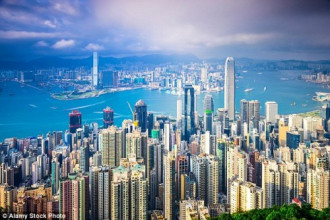Hong Kong thu hút nhiều du khách nhất thế giới