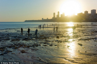 Mumbai đưa ra danh sách 'nơi nguy hiểm khi chụp selfie'