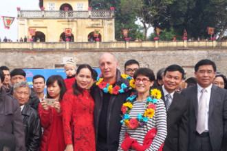Những người 'xông đất' cho du lịch Việt Nam năm 2016