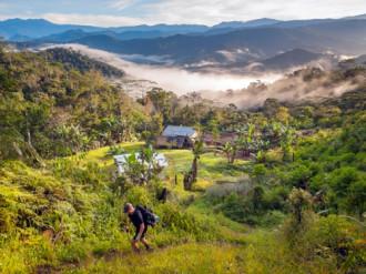 Nữ du khách bị xâm hại trong rừng ở Papua New Guinea